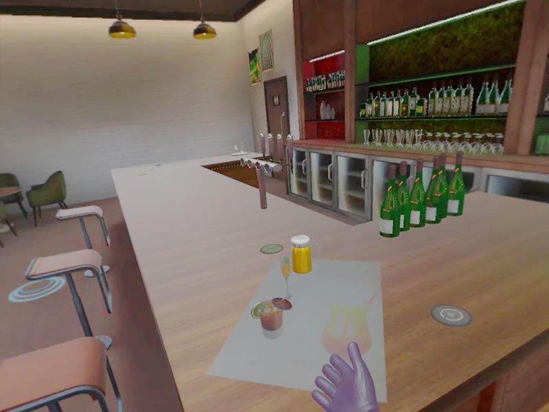 Bar-Getränke