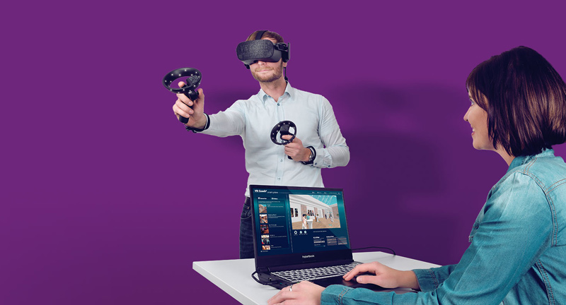 VR-Coach Header Picture