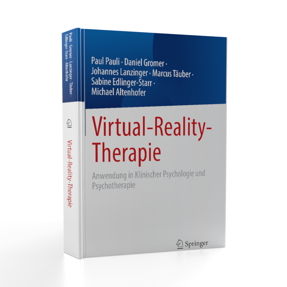 "VR Coach Buch ""Virtual-Reality-Therapie"""