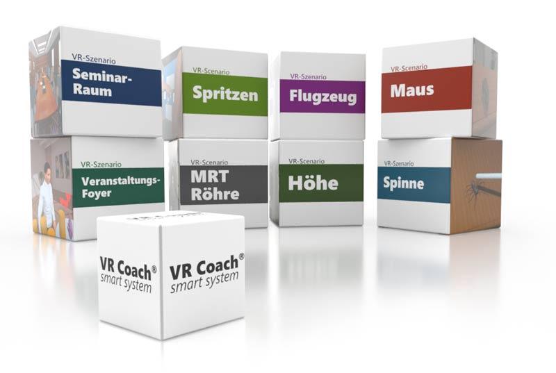 VR-Coach Szenarien