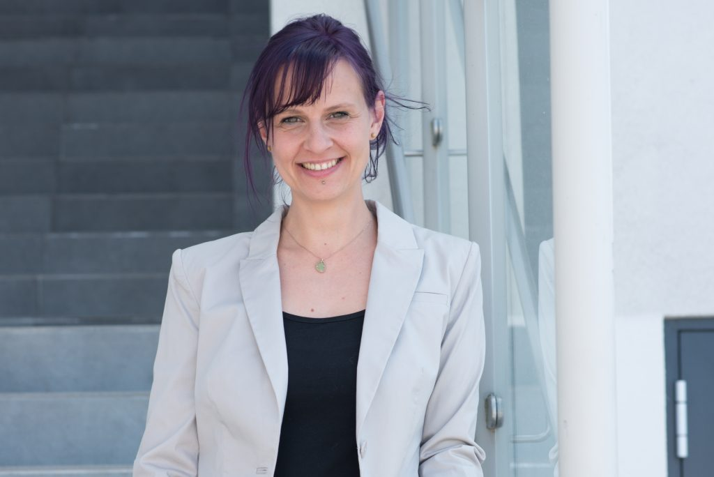 VR-Coach Mag Katharina Orlowska