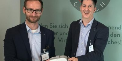 Gründerduo Altenhofer+Täuber